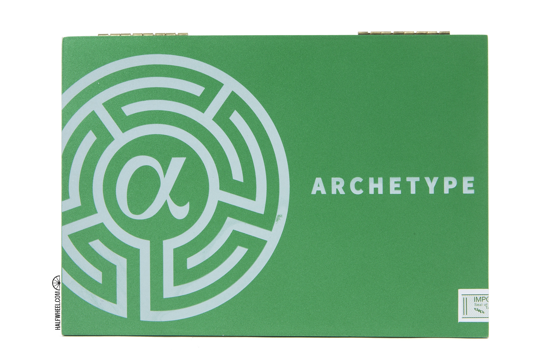 Archetype Strange Passage Robusto closed box
